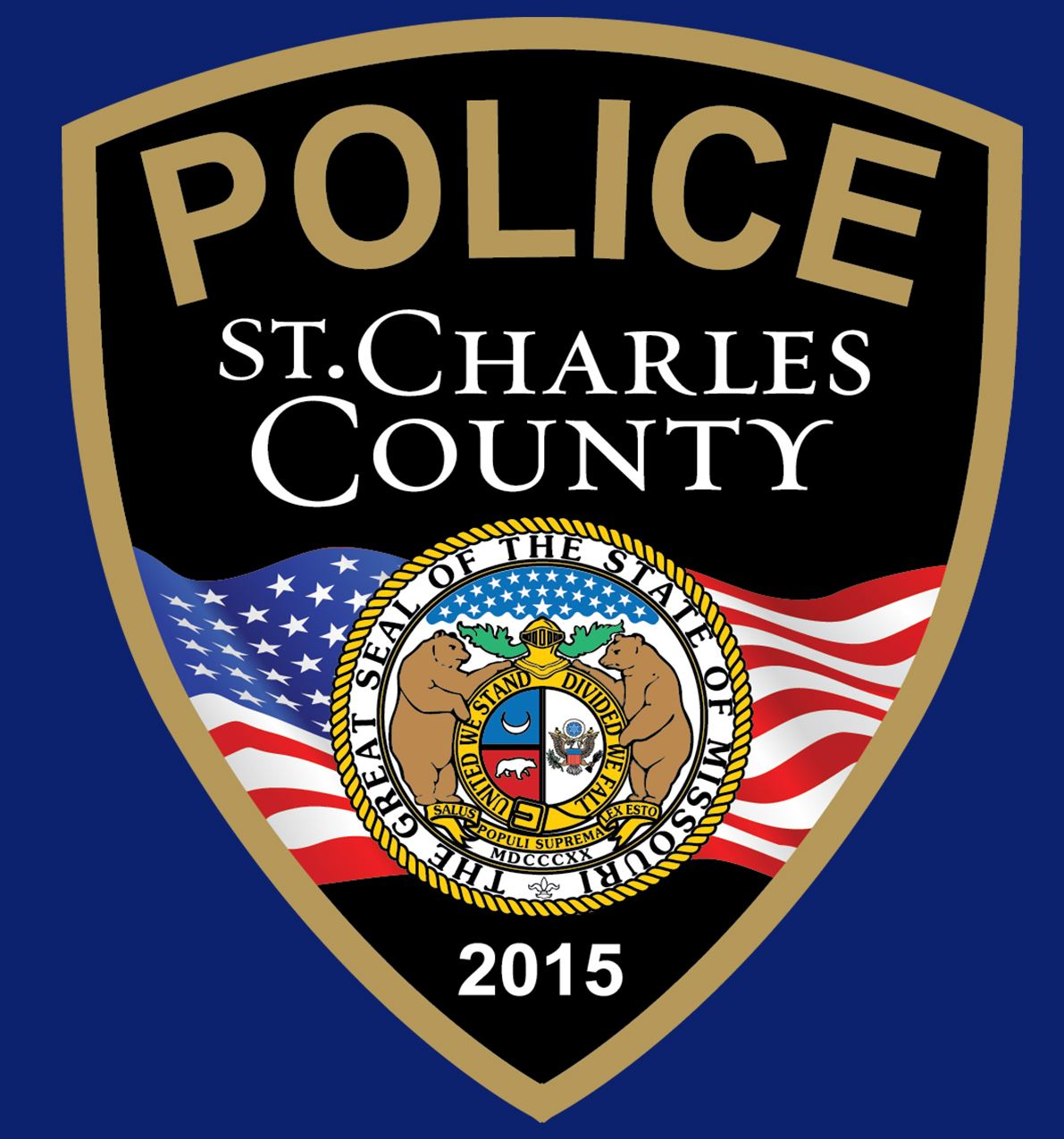 County Police Patch