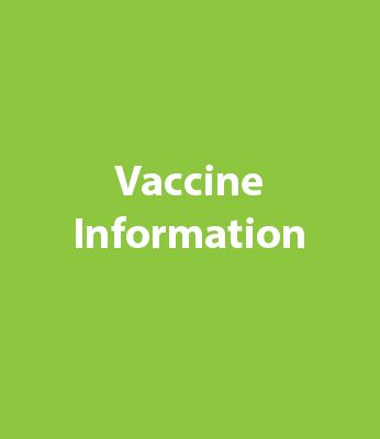 Vaccine Information Graphic