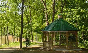 Gazebo at Quail Ridge
